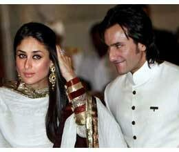 police spoils fun at kareena saif marriage