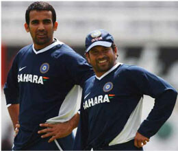 tendulkar and zaheer to play for mumbai in ranji trophy