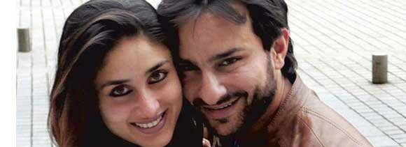 saif kareena to tie knot in few moments