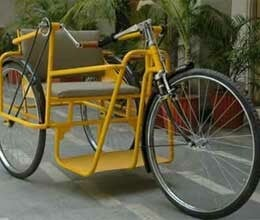 salman khurshid trust has distributed tricycles to fake persons