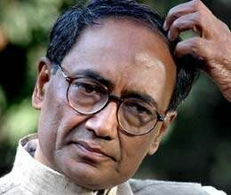 digvijay singh gave tribute to thackeray before passing