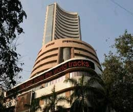 Sensex ends five day losing streak gains 88 points