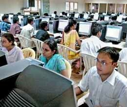 bank entrance test will be held on line