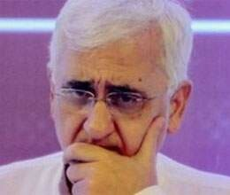 question raises on official reports of salman khurshid trust