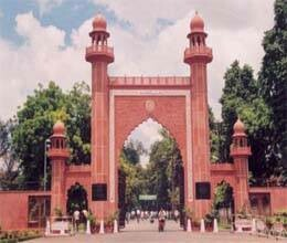 firing on students in amu