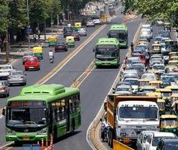 delhi hc rejects plea for scrapping brt corridor