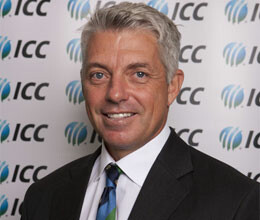 icc fighting war' on corruption says david richardson