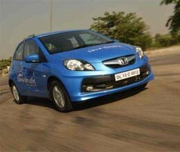 honda brio at launches in 5.74 lac