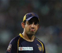 kkr crash out of champions league after washout