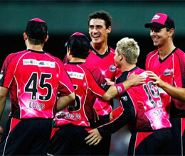 sixers through to semi final after convincing win