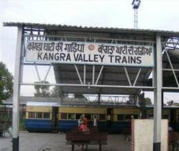 kangra valley railway fully restored