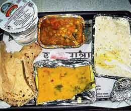 indian railway to provide food without onion and garlic