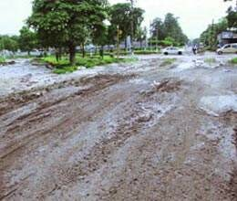 rural roads in bihar are in worst condition
