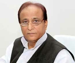 rail attendant lodges fir against UP minister azam khan for assaulting him
