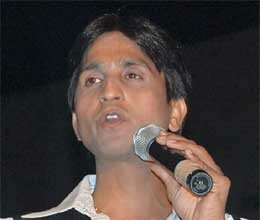 Kumar vishvash has the fear of attack, complaint the police