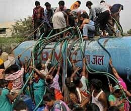 delhi ncr may struggle for water shortage