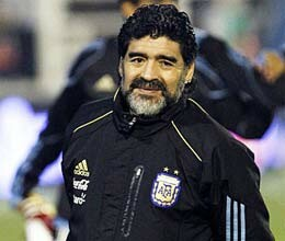 Kerala obsession for Diego Maradona