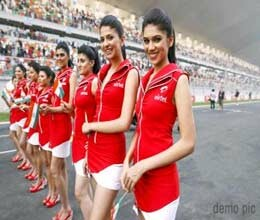 get ready for indian grand prix
