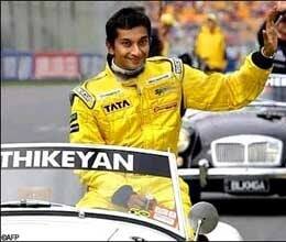 people still watch formula one with passion says karthikeyan