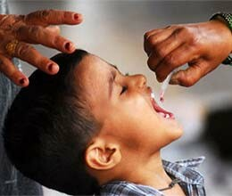 India can be declared polio-free by 2014