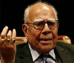 Jethmalani comment on ram raged Saints