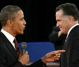 will mitt romney win debate with barack obama