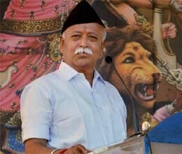 intruders are holding assam government says mohan bhagwat