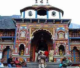 badrinath dham story and myth
