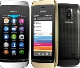 nokia launches full touch mobile asha 308