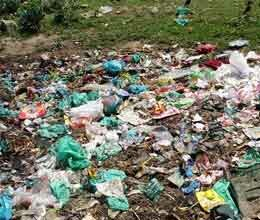 one million fined on polythene use in rajasthan