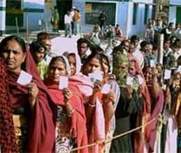 few percent votes decide political power equation in himachal