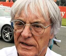 bernie ecclestone open to two formula one races in india