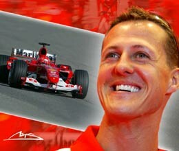 team Mercedes will give said farewell surprise to Schumacher