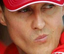 michael schumacher unlikely to meet sachin tendulkar