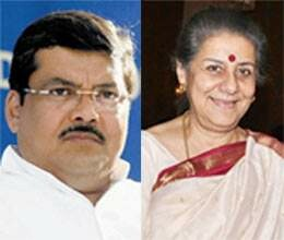 ambika soni and mukul wasnik resign before cabinet reshuffle