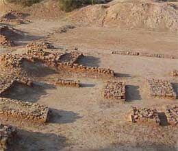chandigarh is buried under village of Harappa