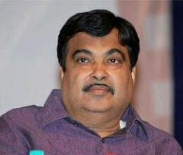 gadkari huts addresses are searching officers