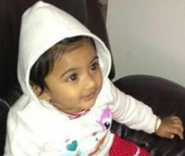 kidnapped indian baby found dead in us