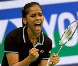 saina turn after bai
