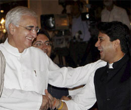 salman khurshid is new external affairs minister