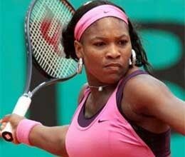 Serena became champion beat Sharapova