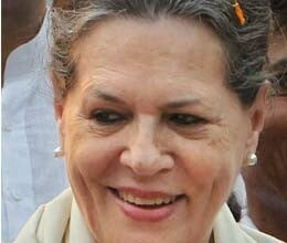 Sonia in Rae Barel, inaugurate a rail coach factory