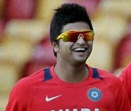 wish happy birthday to suresh raina