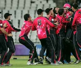 sydney sixers sizzle to win champions league t20