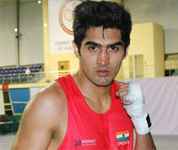 birthday special vijender singh is shining boxing star