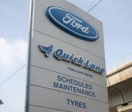 ford motors start quick lane service in india