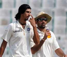 ishant fevered, dinda called as a standby