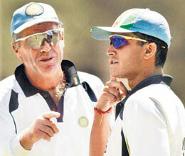 john wright on sourav ganguly we challenged each other