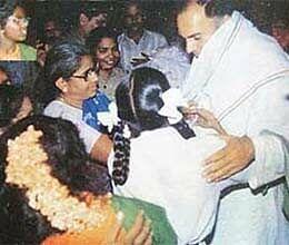 narayanan suppressed video of rajiv assassination