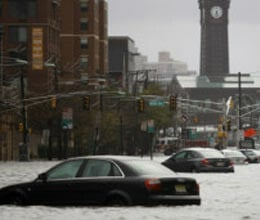 Sandy declared major disaster 30 killed